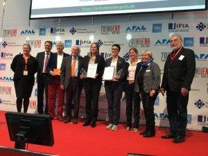 Jury, Preisträgerinnen, Laudator Erfinderinnenpreis 2018