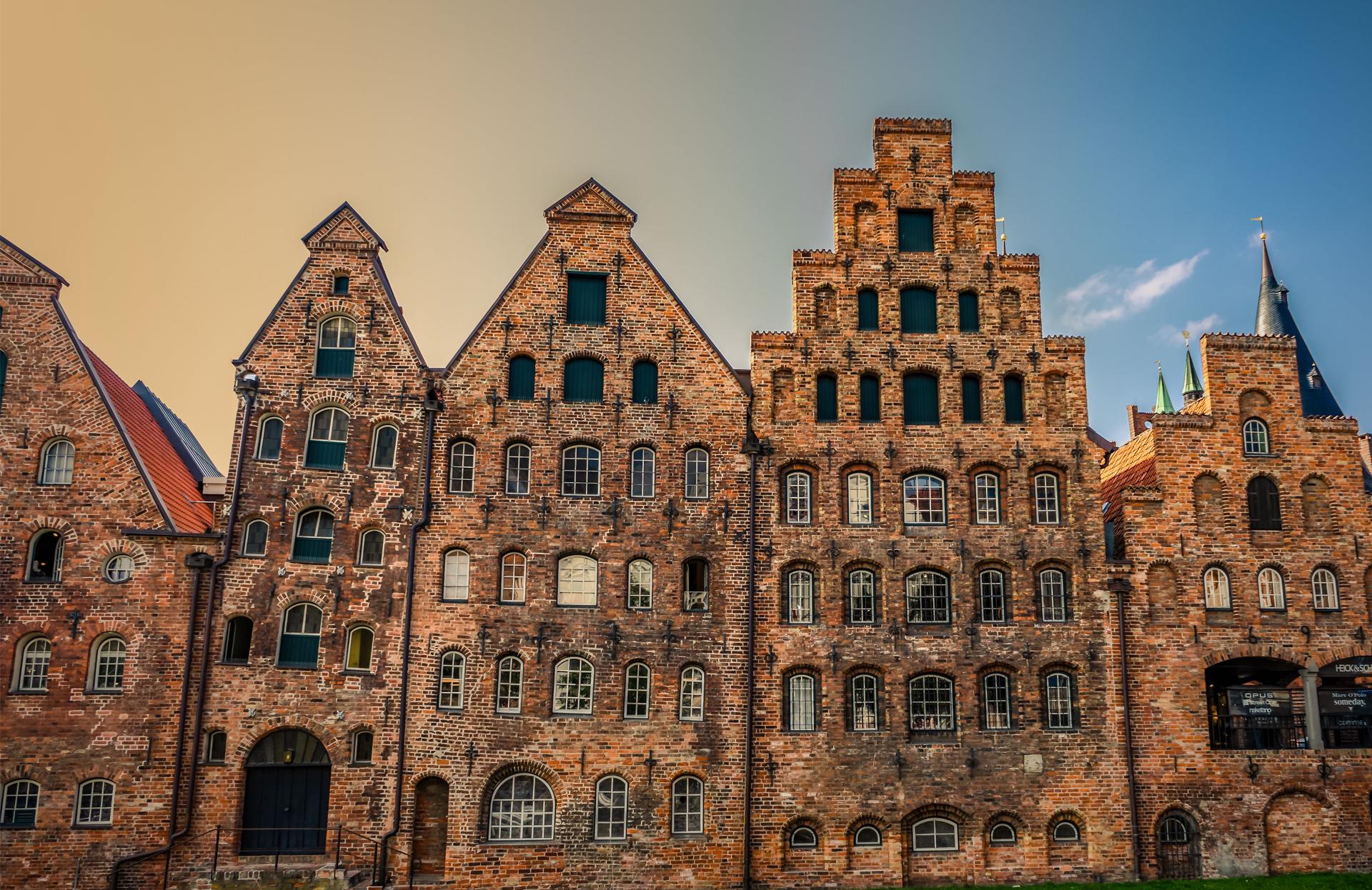 Historische Häuser